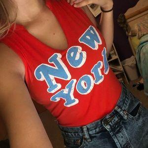 New York Bodysuit